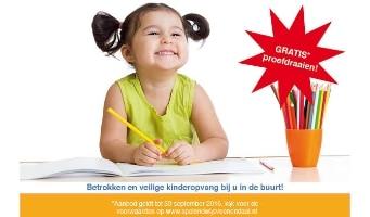 Leuke acties kinderopvang Spelendwijs Veenendaal