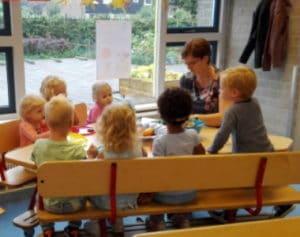 Pedagogisch medewerksters kinderopvang Spelendwijs Veenendaal