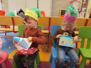 De Sint bij Kinderopvang Spelendwijs Veenendaal