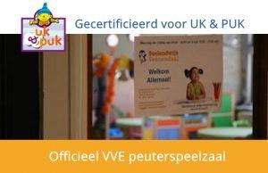 Spelendwijs Veenendaal officieel VVE peuterspeelzaal