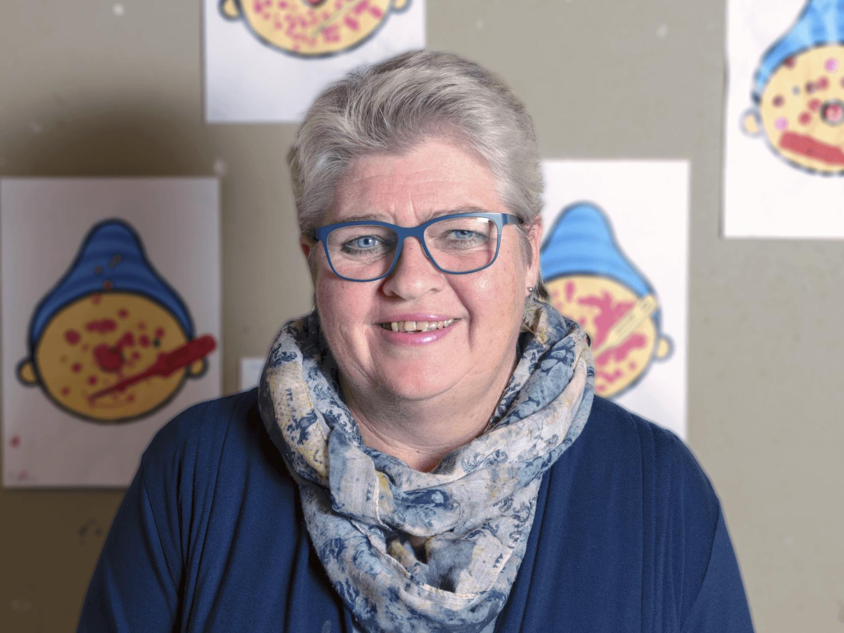 Juf Sonja Verkerk